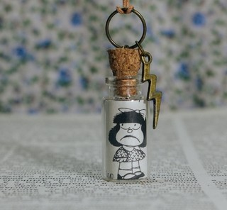 Bottle - Mafalda III