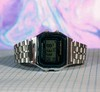 Casio A168 - Silver - Inspired - Labjur