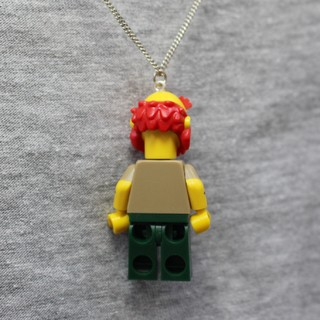 Colar - Willie / Simpsons Lego na internet
