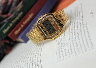Casio A168 - Gold Inspired - Labjur