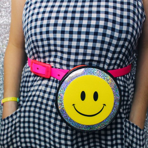 Pochete Smiley