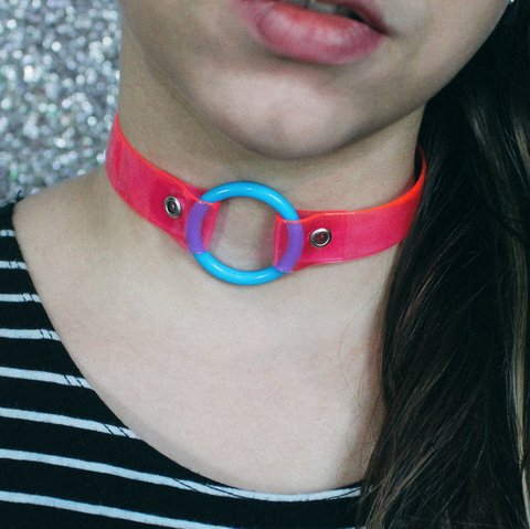 CHOKER NEON POWER
