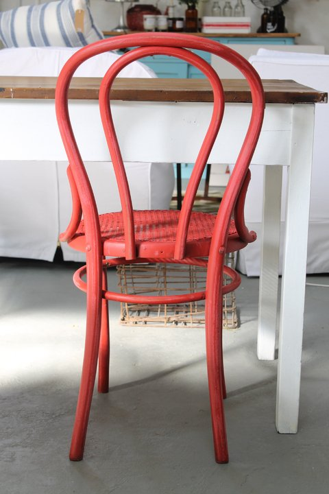 Silla Thonet color