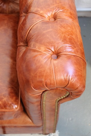 Sofà Chesterfield