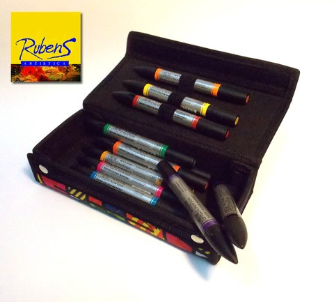 SET MARCADORES W&N + BRITTO x12uni.