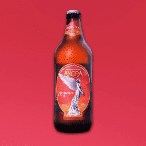 Cerveja Angra Angels Cry - Irish Red Ale - 600ml - comprar online
