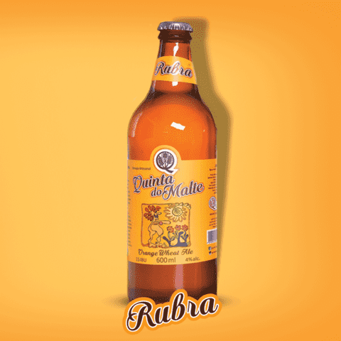 Rubra - Orange Wheat Ale 600ml - comprar online