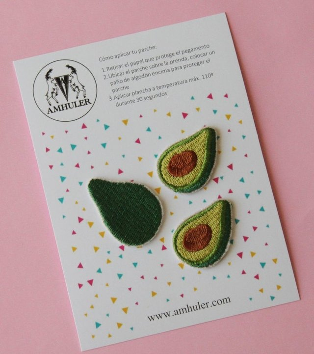 Patch Aguacate