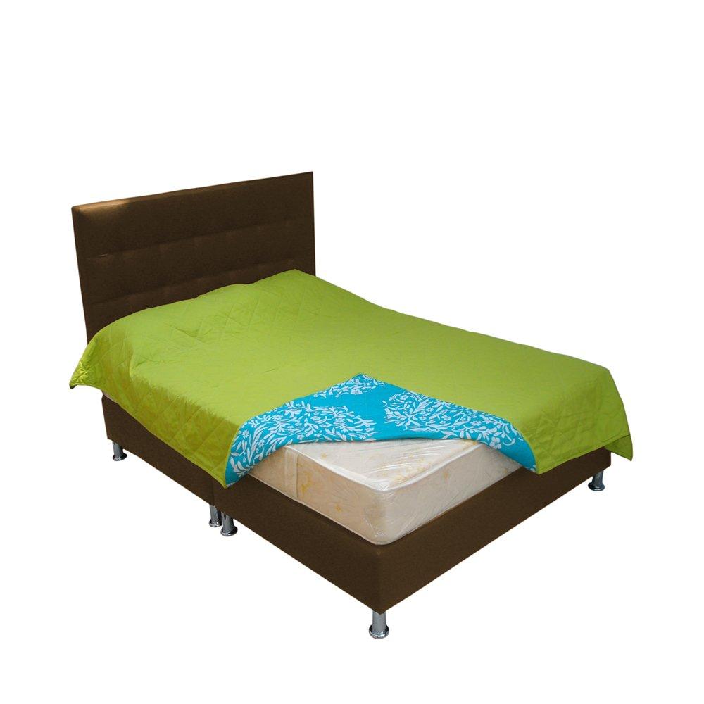 Cama sencilla base cama colchon rangliflex cabecero for Colchon cama sencilla