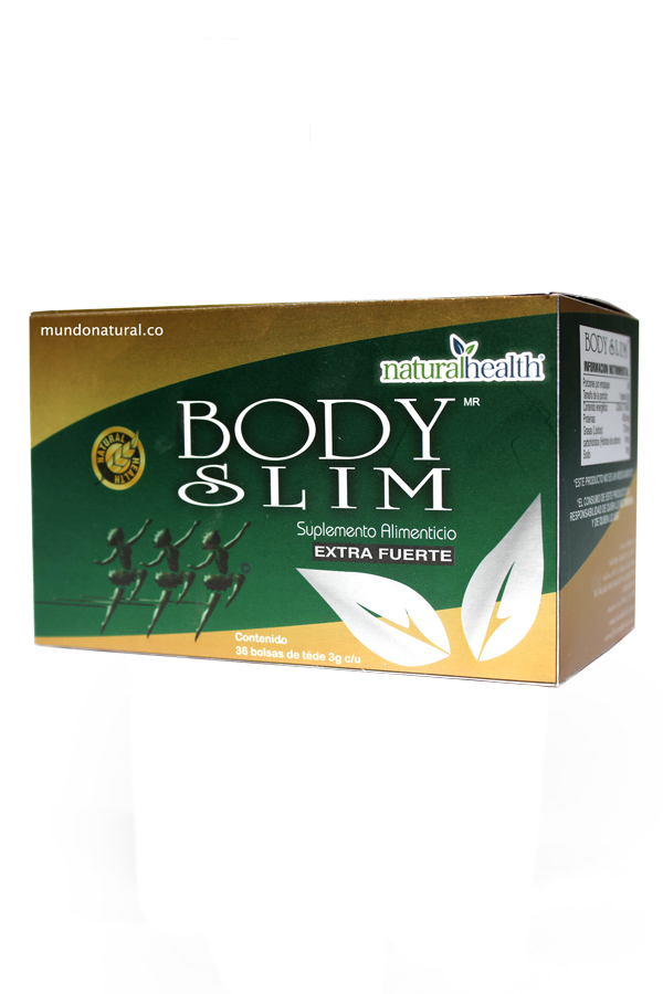 Natural Health, Body Slim Té, 36 sobres