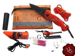 Kit de Supervivencia Elk Ridge ER-PK4