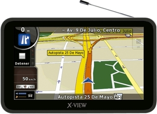 GPS X-VIEW Venture 5 TV Led 5