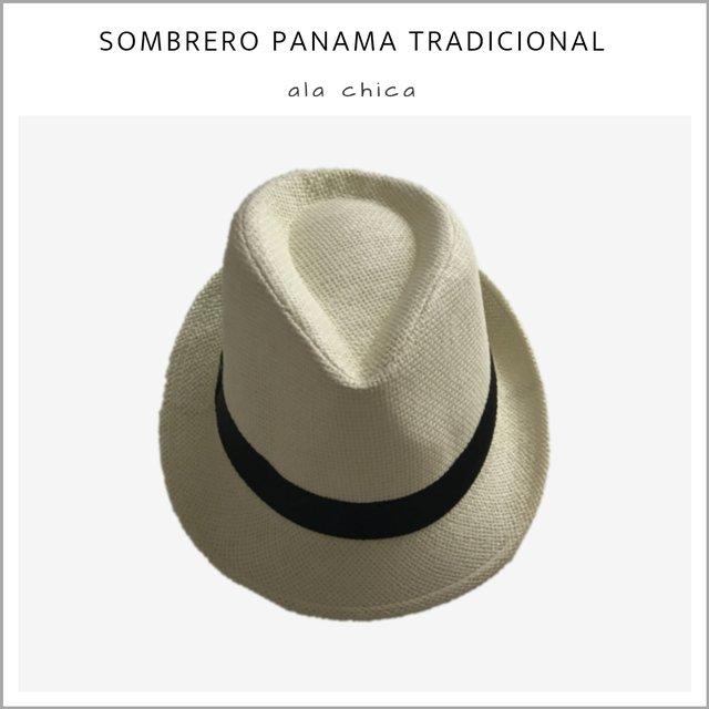 0bb2ab70da3e7 Sombrero Panamá tradicional ala chica - Pack x 10