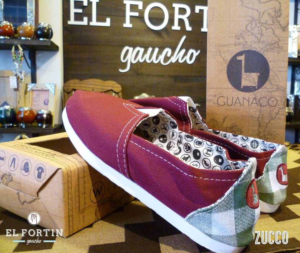 Alpargatas GUANACO Alpargatas GUANACO en internet Alpargatas GUANACO , El Fortin Gaucho