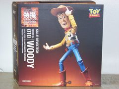 Woody Toy Story Disney Troll Woody - Revoltech