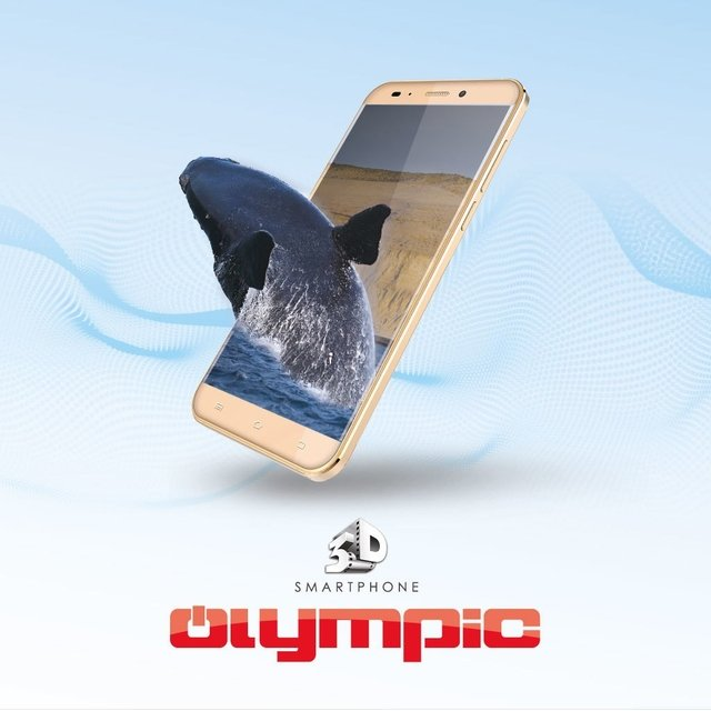 Olympic 3D Smartphone