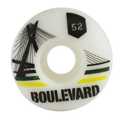Roda Boulevard Bridges 52mm