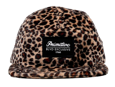 Boné Primitive 5Panel WildLife StrapBack