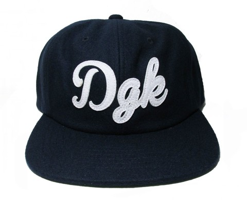 Boné DGK PAST TIME 6-Panel