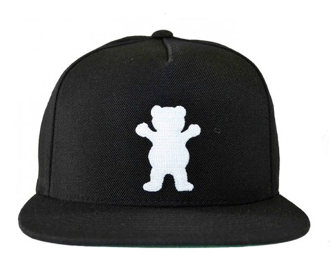 Boné Grizzly 5Panel OG Bear Strapback