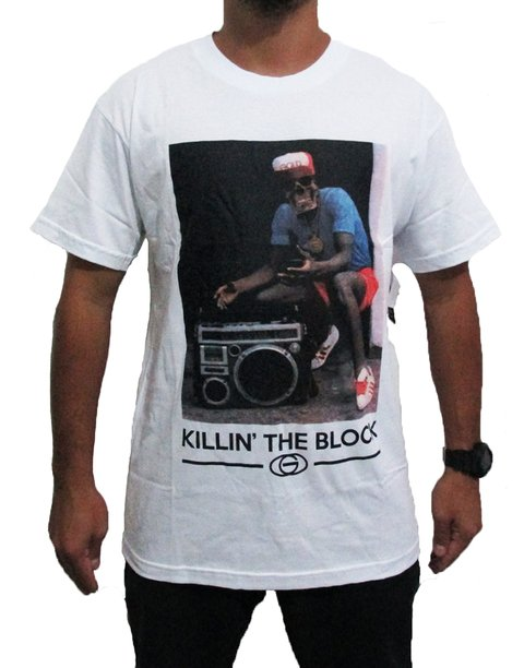 Camiseta Gold Wheels The Block