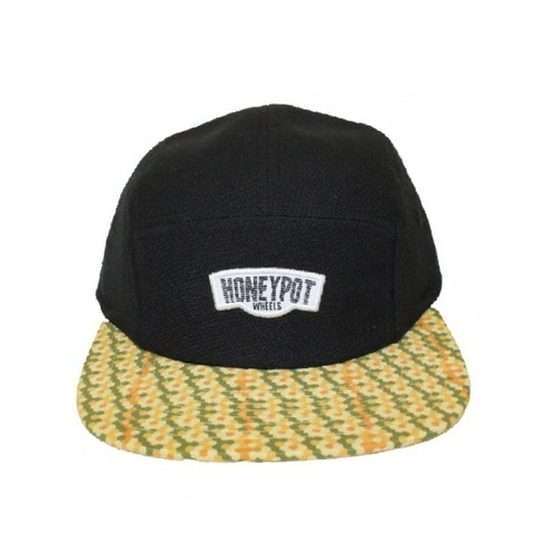 Boné Honeypot 5panel Hive