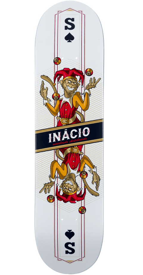 Shape Nineclouds Card Inacio 7.75''