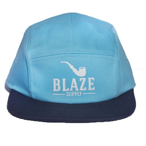 Boné Blaze 5panel Logo Blue