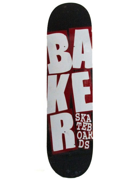 Shape Baker Words B.R 8''