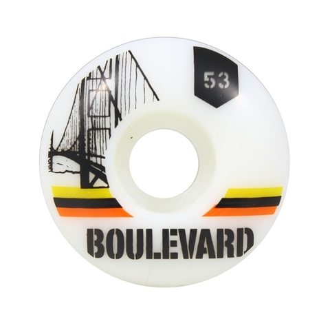Roda Boulevard Bridges 53mm