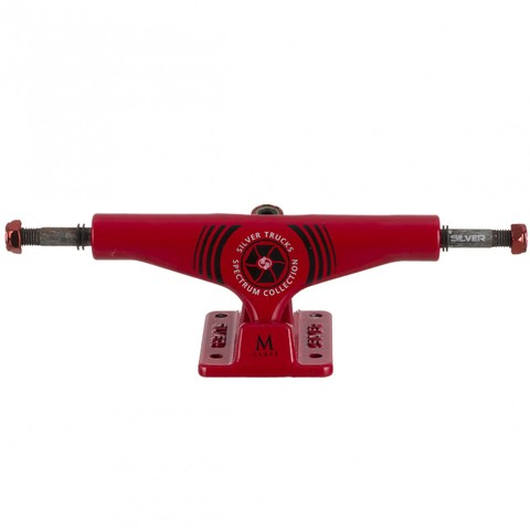 Truck Silver Spectrum Red Hollow 139mm
