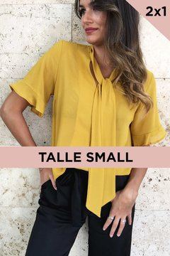 COMBO 2x1 BLUSA ROUX SMALL