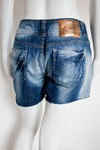 Shorts Jeans Destroyed - Tam M