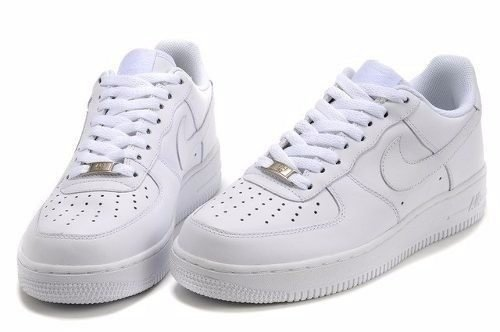 NIKE AIR FORCE blanco