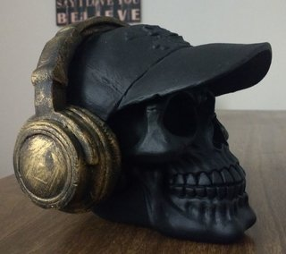 Caveira Headphone
