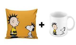 Combo - Charlie Brown e Snoopy