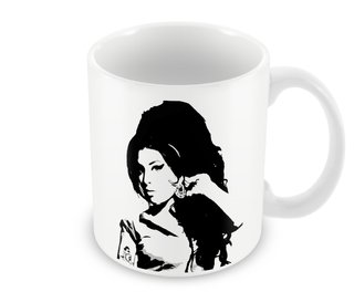 Caneca - Amy Winehouse