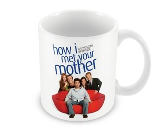 Caneca - How I Met Your Mother