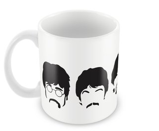 Caneca - The Beatles