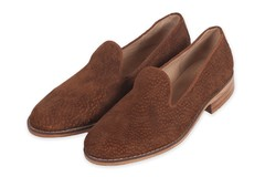 Miller Capybara leather shoes
