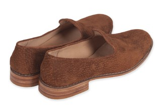 Miller Capybara leather shoes - buy online