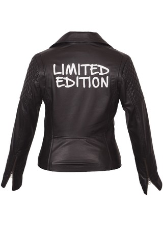 Jacket  #LIMITEDEDITION