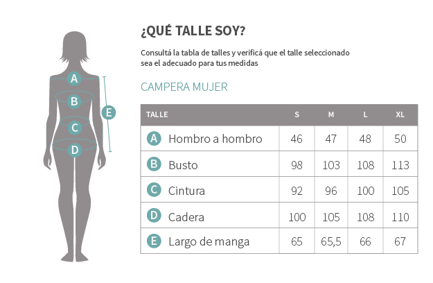 TalleMujer