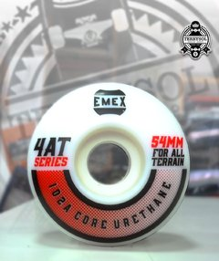 RODA SKATE EMEX 4AT SERIES 102A 54mm