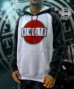 blusa de moletom raglan new skate culture old school