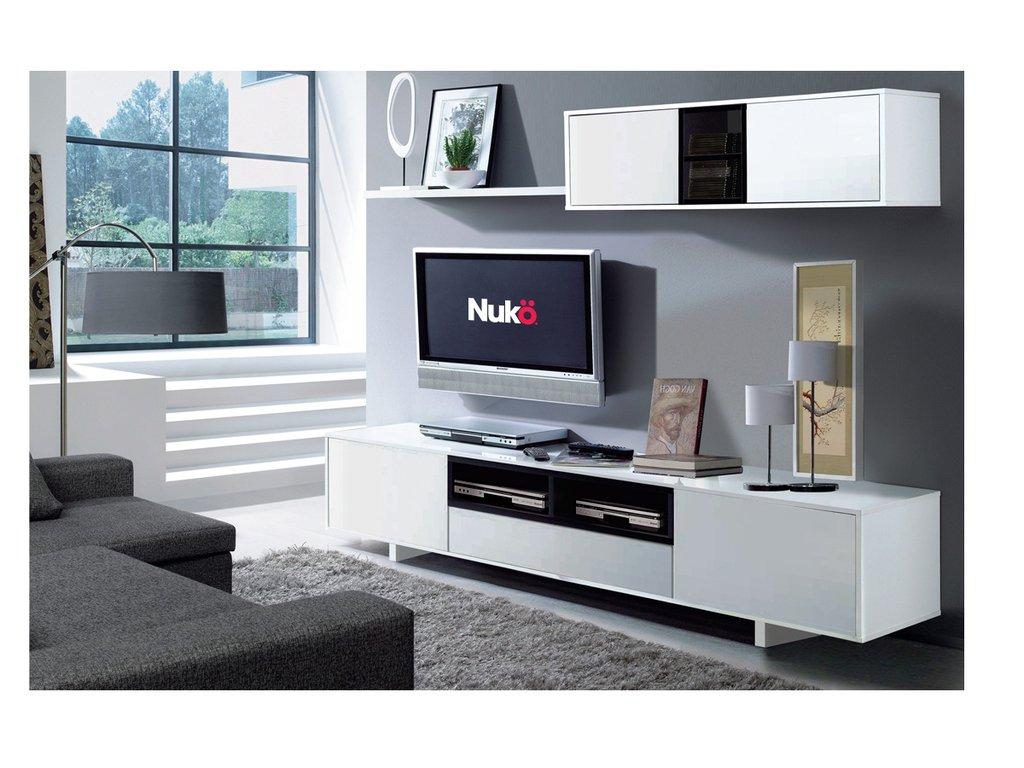 Muebles para tv y vajillero for Muebles modulares para tv
