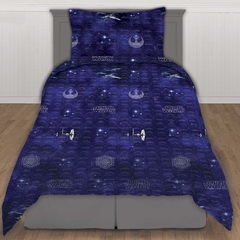Cover Quilt Disney Piñata 1 Plaza Diseño Star Wars