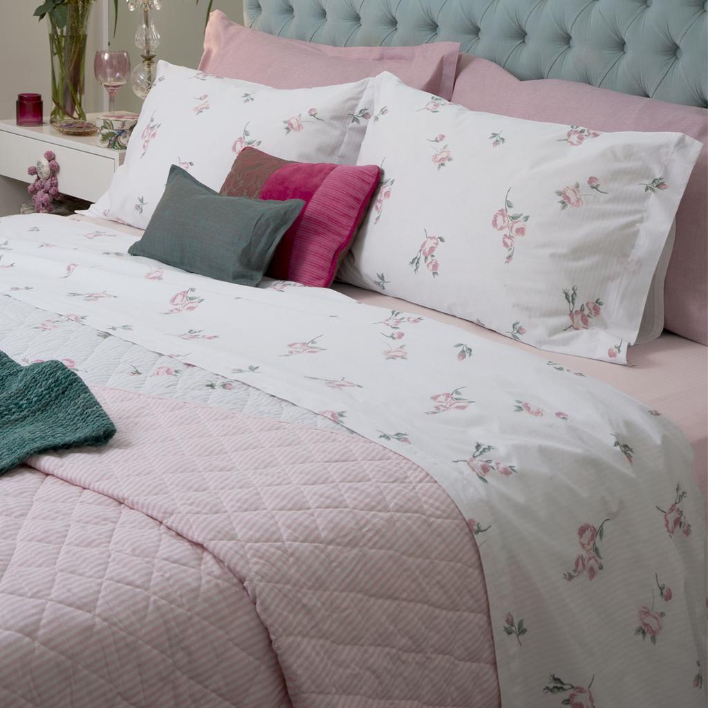 Sabana arco iris queen size 100x100 algodon dise o for Sabanas para cama queen size