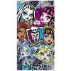Toallon Playero Disney Piñata Diseño Monster High