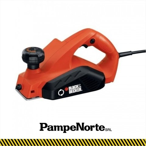 Cepillo elŽctrico Black&Decker - Prof. de corte 1,9mm